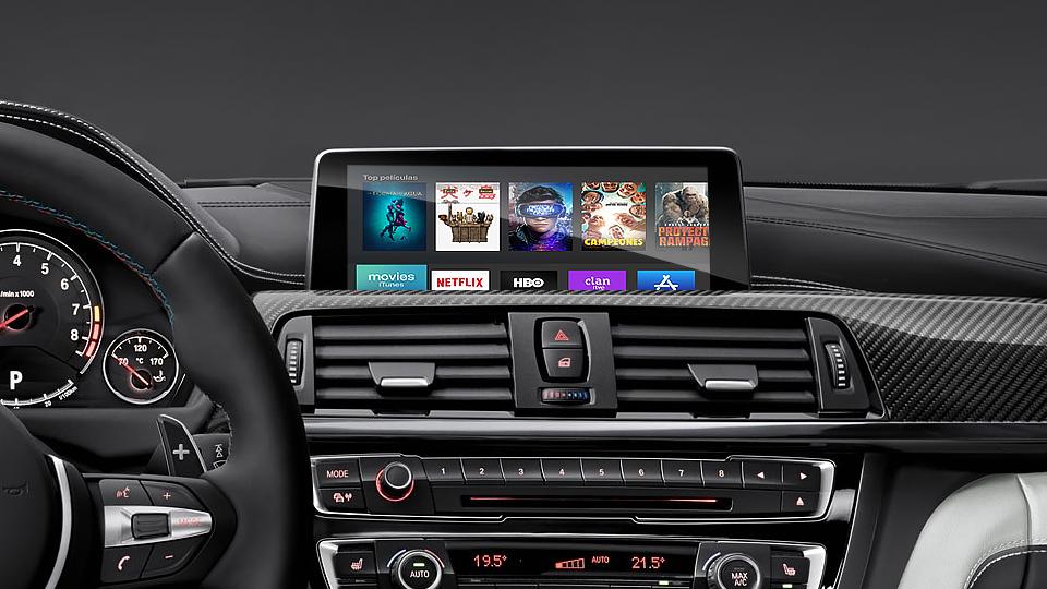 Как смотреть фильмы в автомобиле